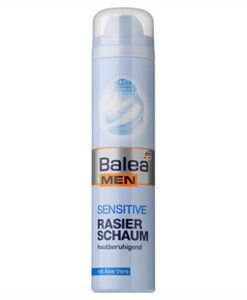 Bọt cạo râu Balea MEN sensitive Rasierschaum, 300 ml
