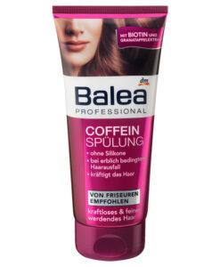 Dầu xả làm dày tóc Balea Professional Coffein Spülung, 200ml