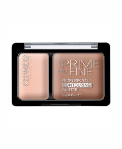Phấn tạo khối CATRICE Prime And Fine Professional Contouring Palette 010 Ashy Radiance, 10 g