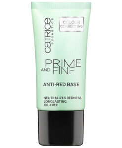 Kem lót CATRICE Prime and Fine Anti-Red Base
