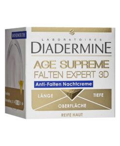 Kem dưỡng da Diadermine Falten Expert 3D ban đêm - giảm nếp nhăn 3 chiều, 50ml