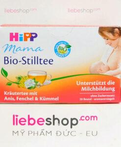 Trà lợi sữa HIPP mama Bio-Stilltee, 30g - Hàng xách tay Đức
