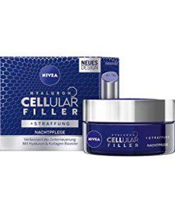 Kem dưỡng da chống lão hóa Nivea Cellular ANTI-AGE ban đêm, 50 ml