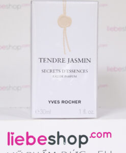 Nước hoa Yves Rocher Tendre Jasmin Secrets D´Essences Eau de Parfum, 30ml