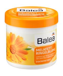 Kem dưỡng ẩm Balea Melkfett Ringelblume - thành phần từ cúc vạn thọ, 250 ml