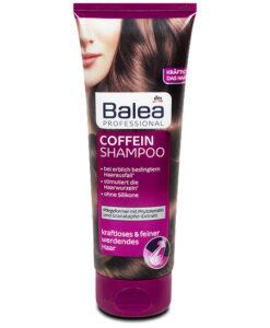 Dầu gội làm dày tóc Balea Professional Coffein Shampoo, 250ml