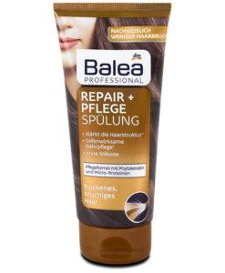 Dầu xả Balea Professional Repair + Pflege Spülung cho tóc khô gãy, 200ml