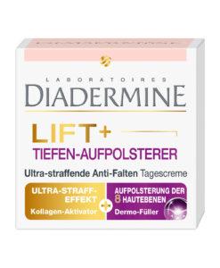 Kem dưỡng da Diadermine Lift+ Tiefen-Aufpolsterer chống lão hóa bổ sung collagen (kem ngày), 50ml