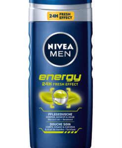 Tắm gội nam NIVEA MEN energy, 250ml