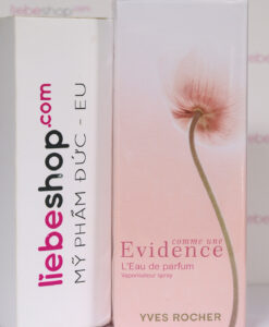 Nước hoa Yves Rocher comme une Evidence L'Eau de Parfum 50ml