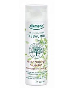 Dầu gội trị gàu Alkmene Teebaumöl Shampoo thành phần dầu trà úc, 200ml