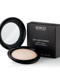 Phấn phủ KIKO Soft Light Powder - 02 Light Beige