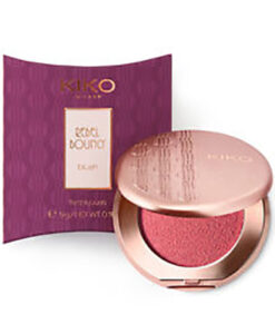 Phấn má hồng KIKO REBEL BOUNCY BLUSH - 02 Adorable Pink