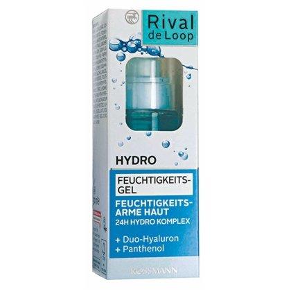 Gel dưỡng ẩm Rival de Loop Hydro Feuchtigkeitsgel – hồi sinh làn da mất nước, 30 ml