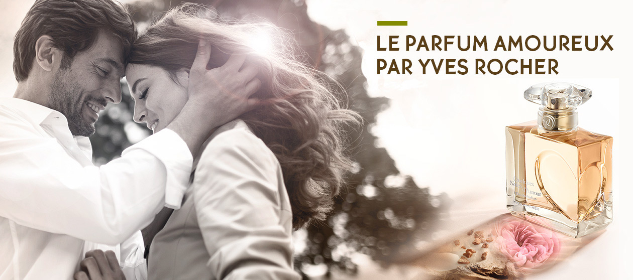 Nước hoa Yves Rocher Queques Notes D'Amour Eau De Parfum, 50ml
