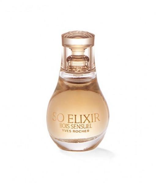 Nước hoa Yves Rocher So Elixir BOIS Sensue Eau de Parfum, 5ml