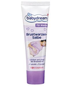 Kem trị nứt đầu ti babydream für Mama Brustwarzen-Salbe, 30ml