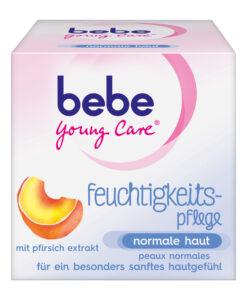 Kem dưỡng da bebe Young Care feuchtigkeitspflege cho da thường, 50ml - hàng xách tay Đức