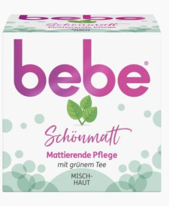 Kem dưỡng da bebe Young Care Mattierende Pflege cho da nhờn, da hỗn hợp, 50ml