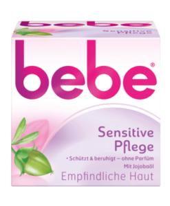 Kem dưỡng da bebe Young Care Sensitive Pflege cho da nhạy cảm, 50ml