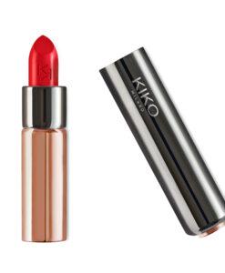 Son KIKO Gossamer Emation Creamy Lipstick 115 - Geranium