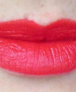 Son KIKO Gossamer Emotion Creamy Lipstick 115 - Geranium