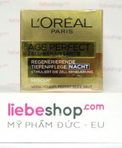 Loreal Age Perfect Zell-Renaissance ban đêm - Hàng xách tay Đức