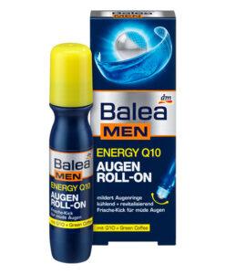 Lăn dưỡng mắt nam Balea MEN energy Q10 Augen Roll On chống lão hóa, 15 ml