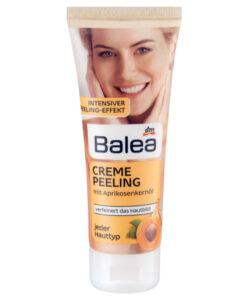 Tẩy da chết Balea Peeling Creme cho mọi loại da, 75 ml