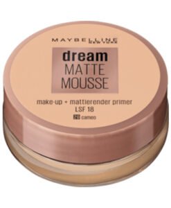 Maybelline Dream Matte Mousse Make-up Cameo 020 - Mẫu mới