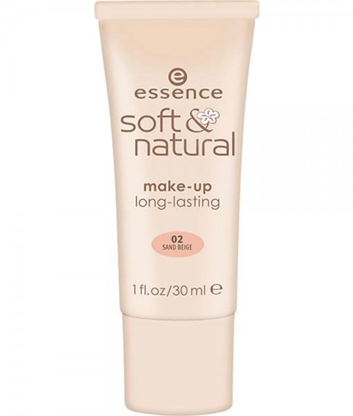 Kem nền essence soft & natural make-up – 02 sand beige