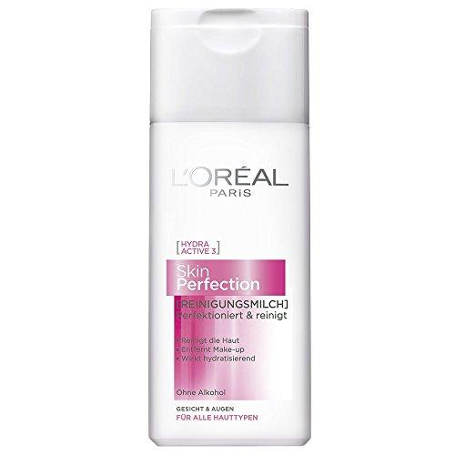 Sữa rửa mặt tẩy trang Loreal Skin Perfection Reinigungsmilch, 200ml