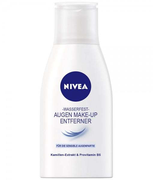 Sữa tẩy trang vùng mắt NIVEA Wasserfester Augen Make-up Entferner, 125 ml