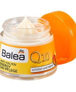 Kem dưỡng da Balea Q10 Anti-Falten Energy 24h Pflege chống lão hóa, 50ml - Hàng xách tay Đức