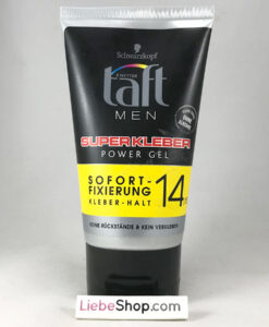 Gel vuốt tóc Taft Super Kleber Schwarzkopf, 150ml