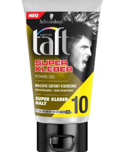 Gel vuốt tócTaft Super Kleber Schwarzkopf, 150ml - Hàng xách tay Đức