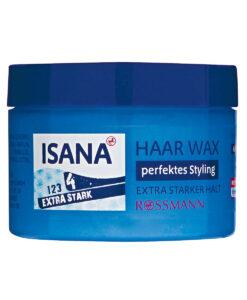 Sáp vuốt tóc ISANA Haar Wax, 75ml