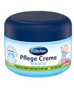 Kem dưỡng da Bübchen Pflege Creme cho trẻ sơ sinh và trẻ em, 75 ml