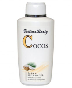 Sữa tắm Bettina Barty Cocos Bath & Shower Gel hương dừa, 500ml