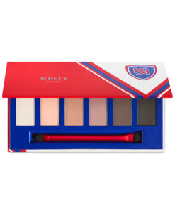 Phấn mắt KIKO Prom Queen Eyeshadow Palette - 01 Lovely Naturals
