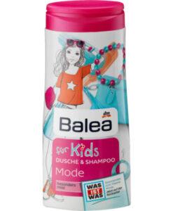 Tắm gội trẻ em Balea Dusche & Shampoo für Kids Mode, 300ml