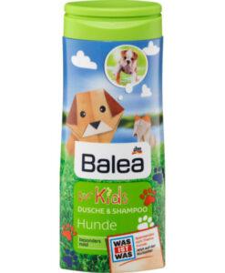 Tắm gội trẻ em Balea Dusche & Shampoo für Kids Hunde, 300ml