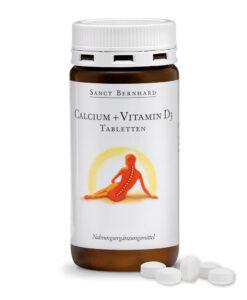 Viên uống bổ sung Calcium + Vitamin D3 Sanct Bernhard, 150 viên - Dược phẩm Đức