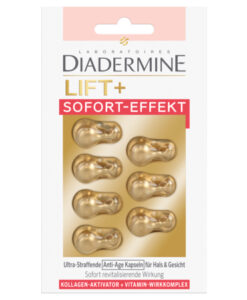 Diadermine Lift+ Sofort-Effekt Ultra-Straffende Anti-Age Kapseln - Viên nang dưỡng da chống lão hóa, làm căng da
