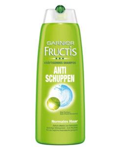 Dầu gội trị gàu Garnier Fructis Kräftigendes Shampoo Anti Schuppen cho tóc thường, 250 ml