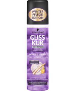 Xịt dưỡng tóc Gliss Kur Winter Repair Express-Repair-Spülung, 200ml