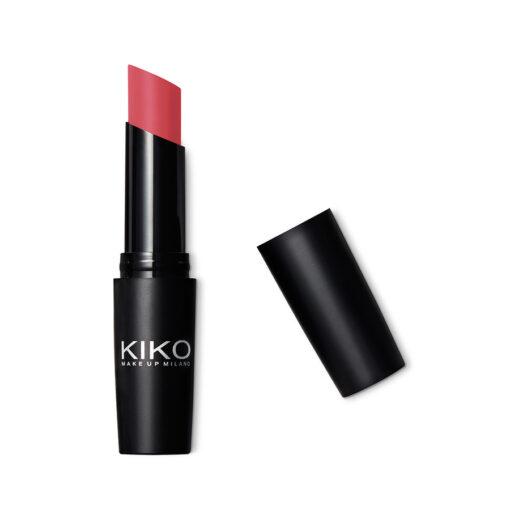 Son KIKO Ultra Glossy Stylo 804 Pearly Watermelon - Đỏ dưa hấu