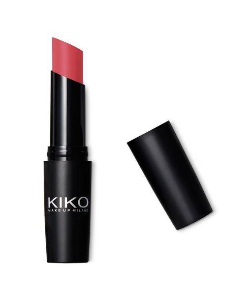 Son KIKO Ultra Glossy Stylo 804 Pearly Watermelon – Đỏ dưa hấu