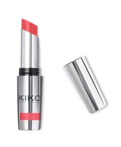 Son KIKO UNLIMITED STYLO Long-lasting Lipstick 004 Pearly Tangerine - Hồng đào