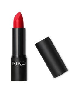 Son KIKO Smart Lipstick 933 Poppy Red - Đỏ anh túc
